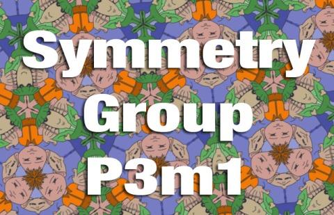 Symmetry Group P3m1 Explained