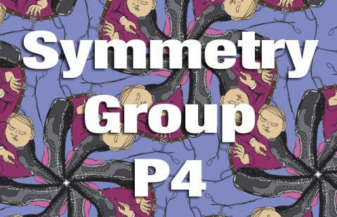 Symmetry Group P4 Explained