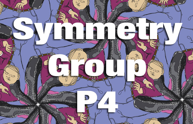 Symmetry Group P4