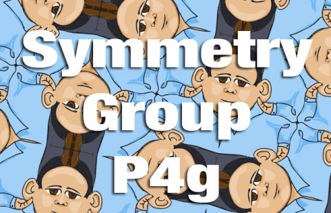 Symmetry Group P4g Explained