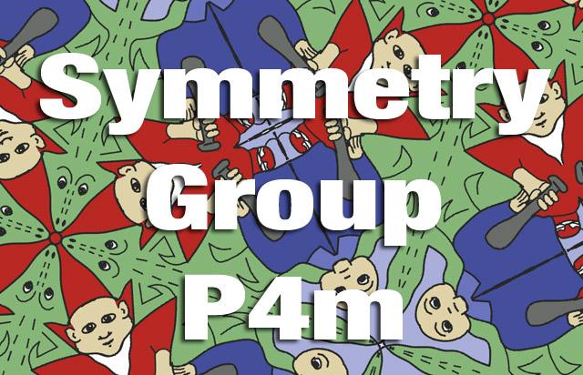 Symmetry Group P4m Explained