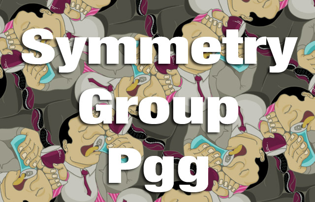 Symmetry Group Pgg