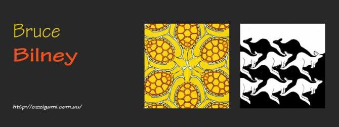 Tessellation Artist Bruce Bilney