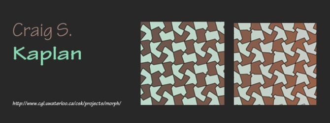 Tessellation Artist Craig S. Kaplan