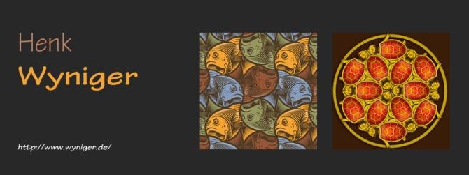 Tessellation Artist Henk Wyniger