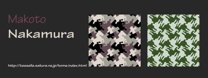 Tessellation Artist Makoto Nakamura
