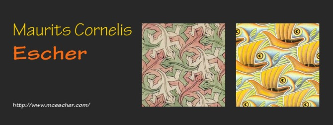 Tessellation Artist Maurits Cornelis Escher