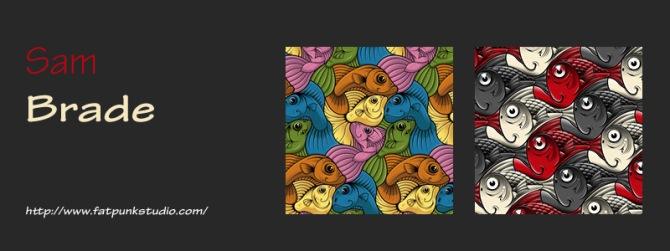 Tessellation Artist Sam Brade