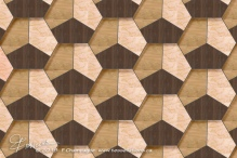 pentagon-study-Monohedral-P3-marquetry