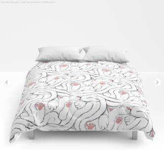 decker comforter